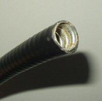 Aluminum transfer tube moe joe cell